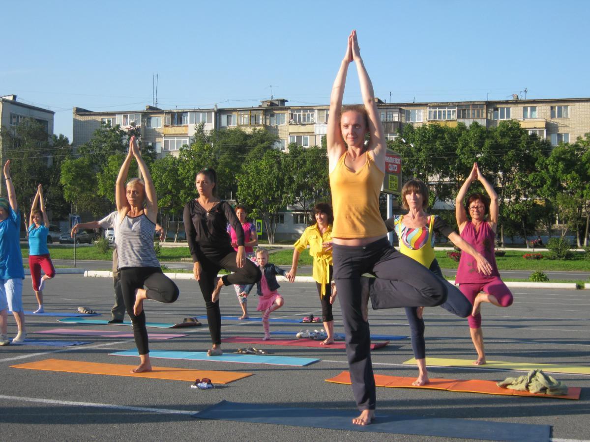Фитнес йога в волгодонске