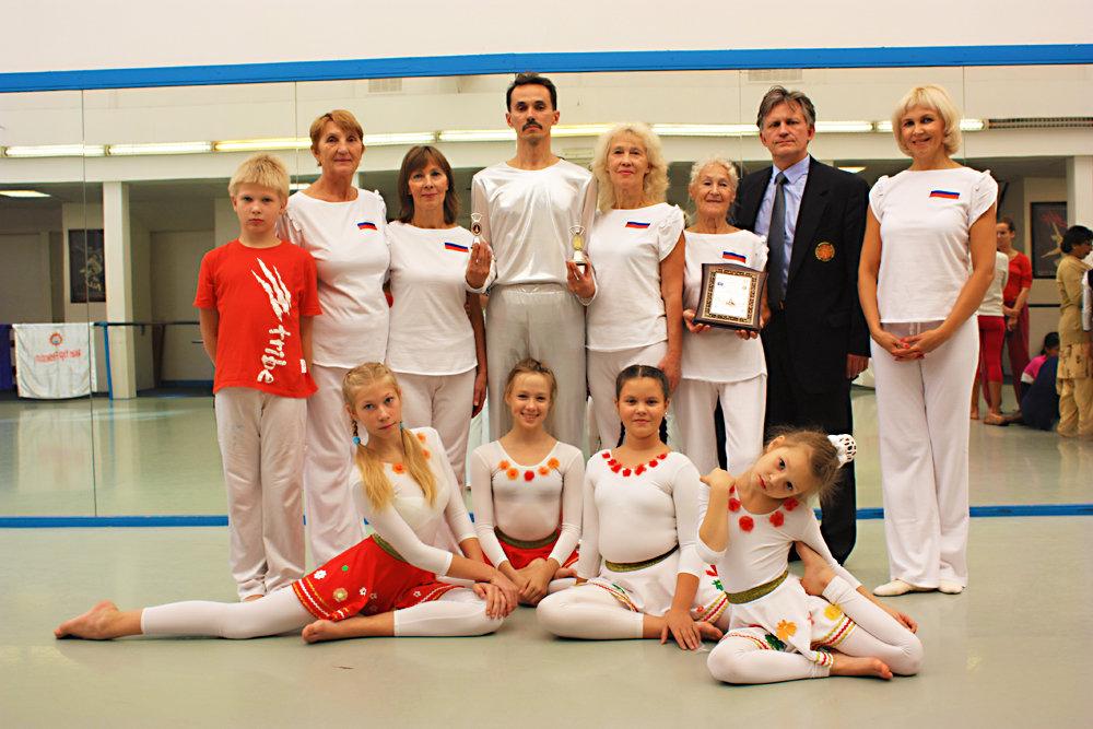 Чемпионат мира по йога-спорту, российская команда