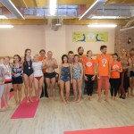 """Открытый Чемпионат Москвы """"Моscow Yoga Open 2013"""""""