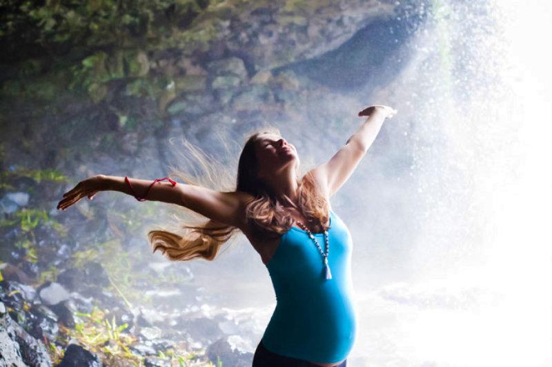 Курс обучения на инструктора Перинатальной йоги, йоги для беременных, в Школе инструкторов йоги Федерации йоги России