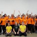Выпуск Ноябрь 2014, Школа инструкторов йоги Федерации йоги России