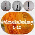 Фото йога челленджа
