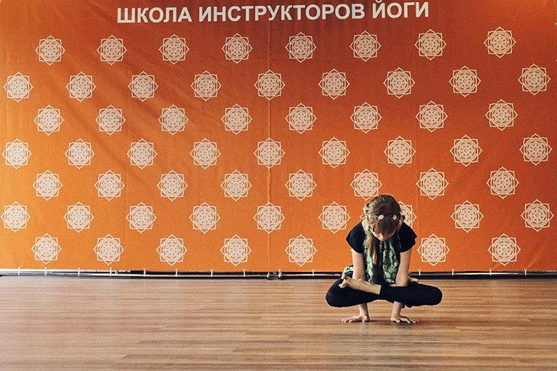 Живи йога для женщин