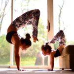Лаура Касперзак – йога с детьми