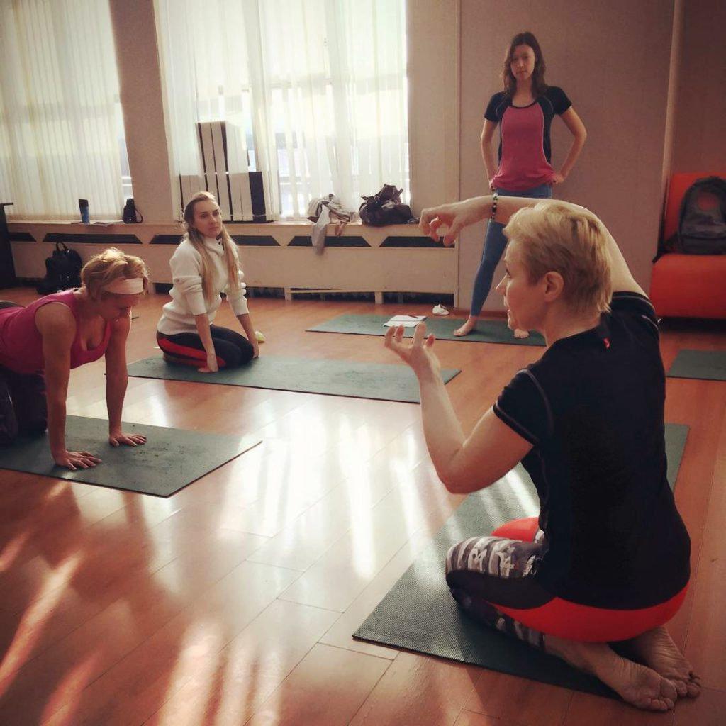 Клуб йоги и фитнеса путь здоровья