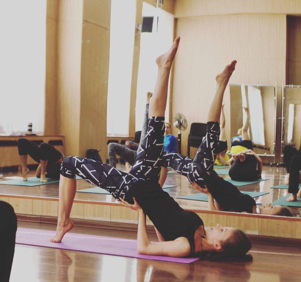 Бородаенко йога для женщин