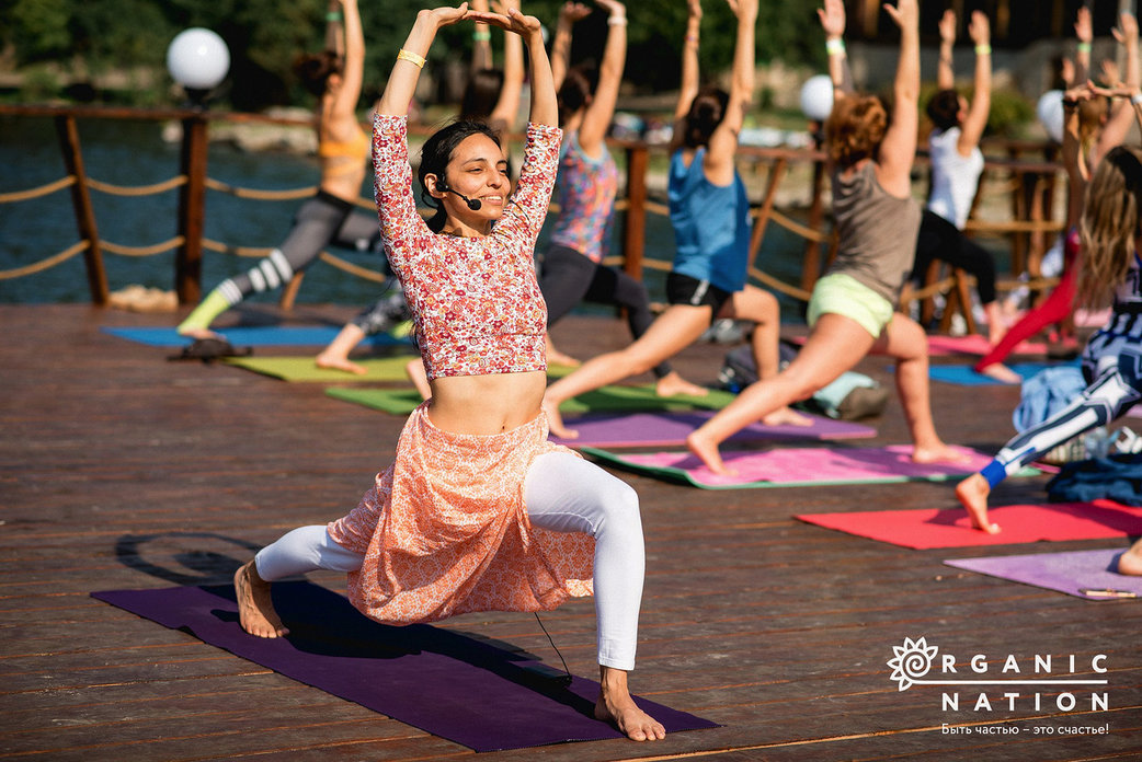 Йога или фитнес отзывы