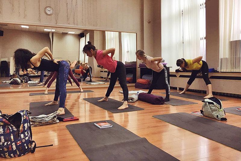 Преподаватель йоги для беременных 29