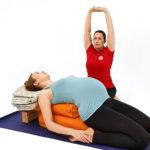 Йога для беременных: восстановление в Супта Вирасане
