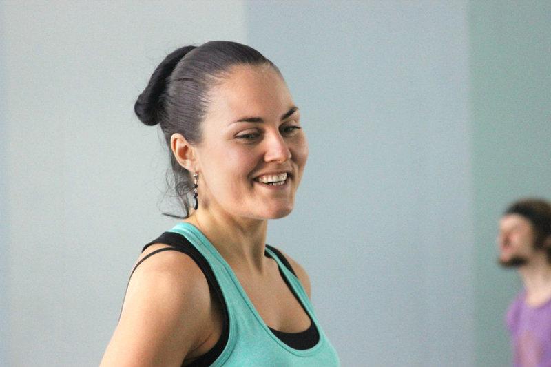 Светлана Артисевич – преподаватель Федерации йоги России