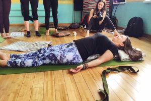 Курс «Перинатальная йога»