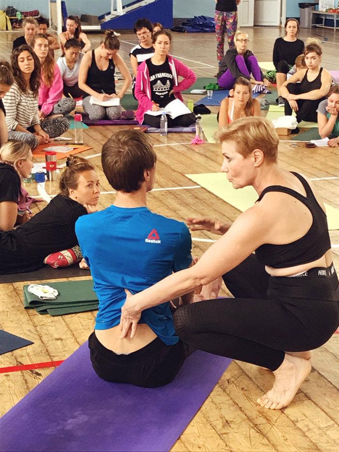 Татьяна игнатьева йога биография