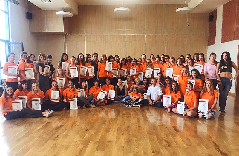 Курс Хатха-йога в Школе инструкторов йоги Федерации йоги России