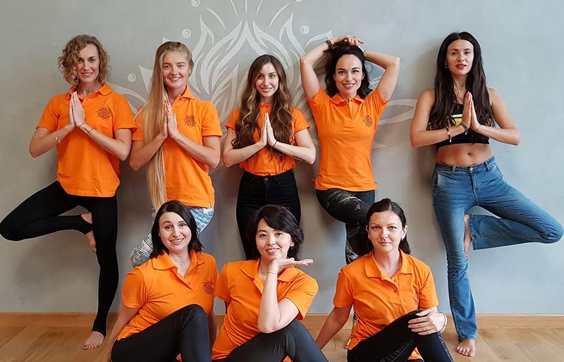 Женские практики йоги