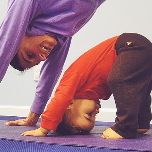 Курс Детская йога в Федерации йоги России