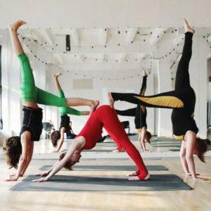 Курс «Женские практики йоги»