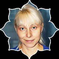 Боднарук Наталья – преподаватель Школы инструкторов йоги Федерации йоги России