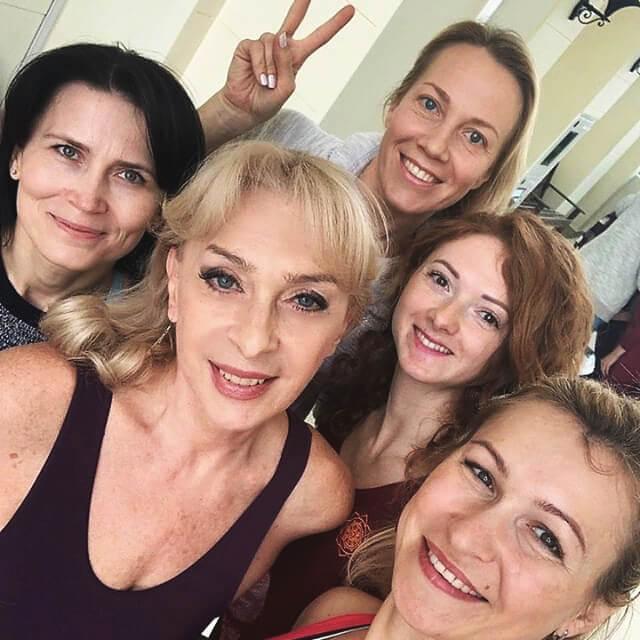 Марина Орлова – преподаватель Школы инструкторов йоги Федерации йоги России