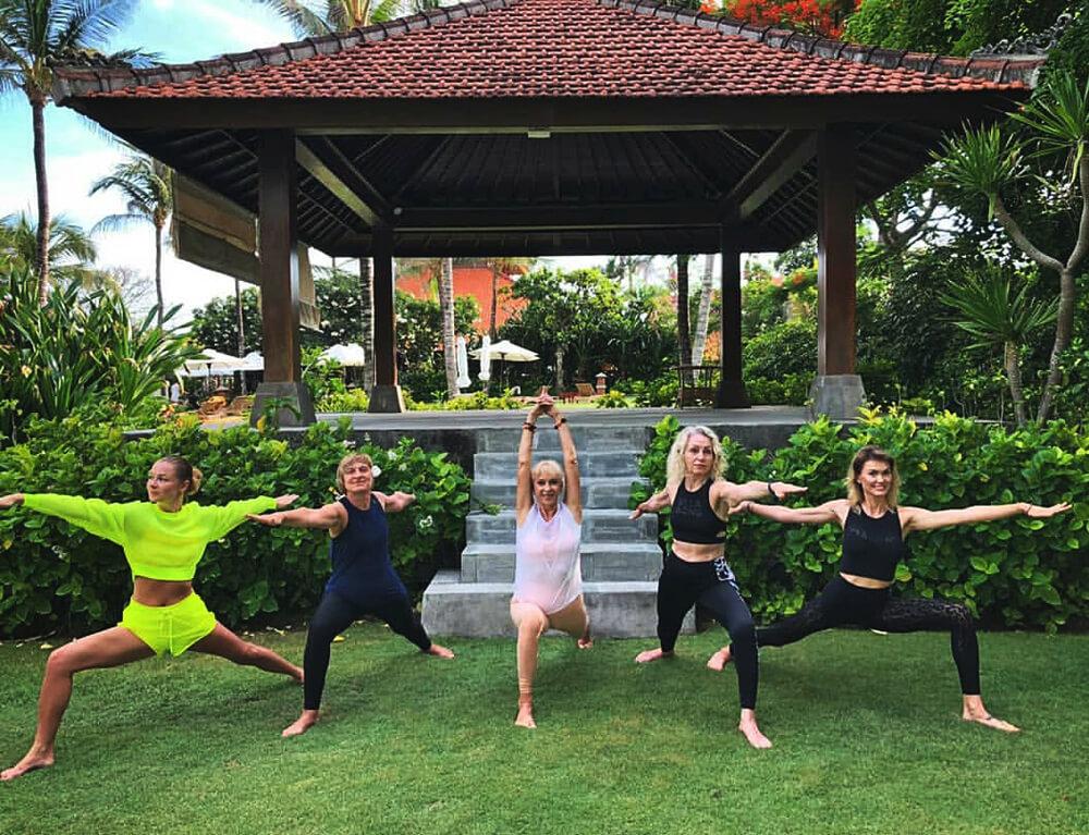 Йога-тур с преподавателем Федерации йоги России Мариной Орловой